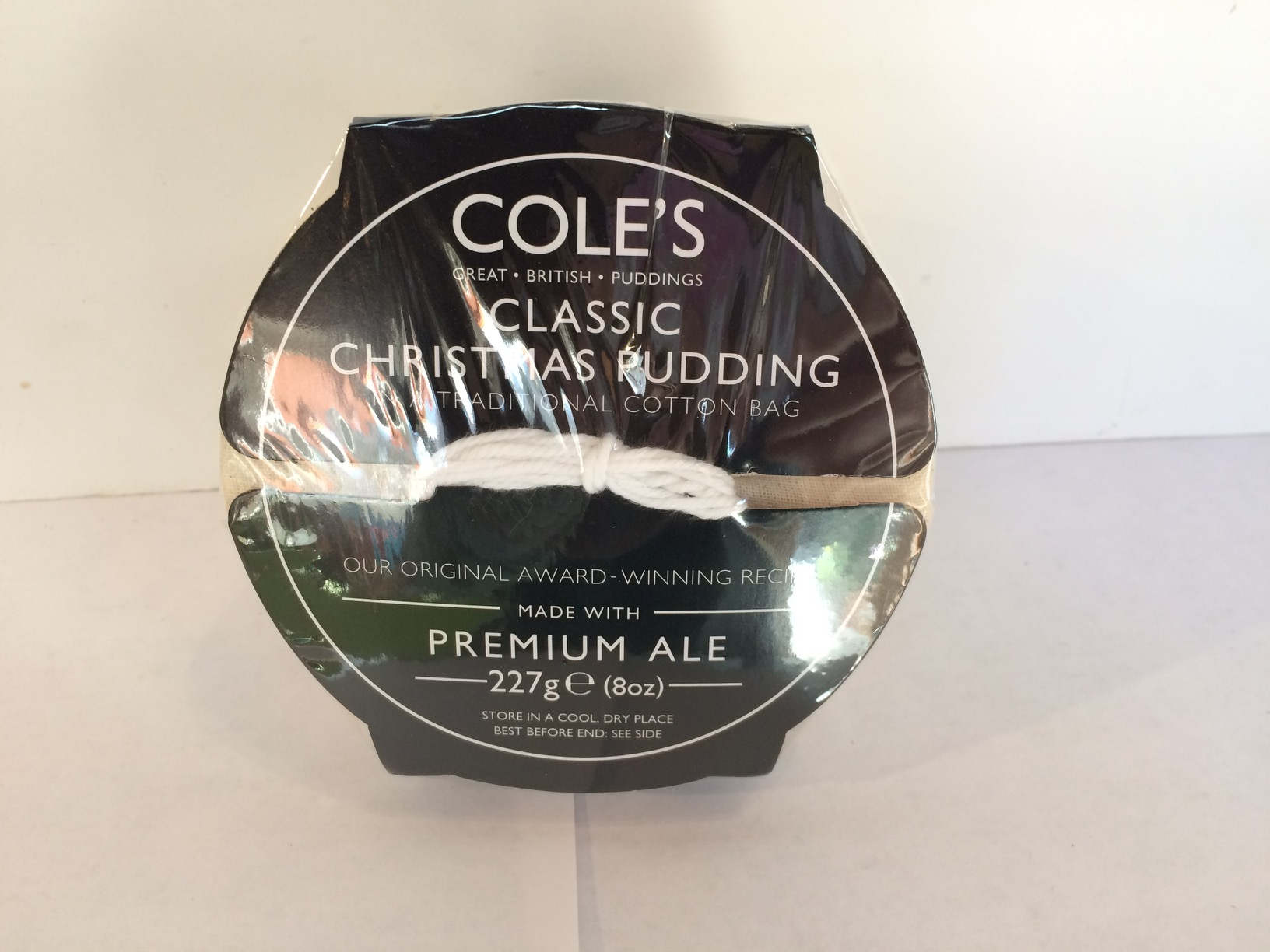 Cole's Classic Christmas Pudding 227g