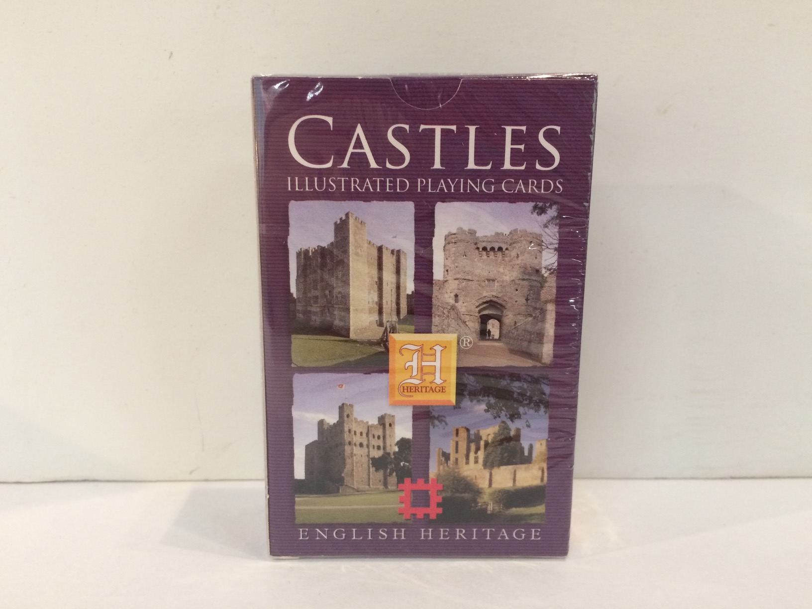 Playing Cards - Castles