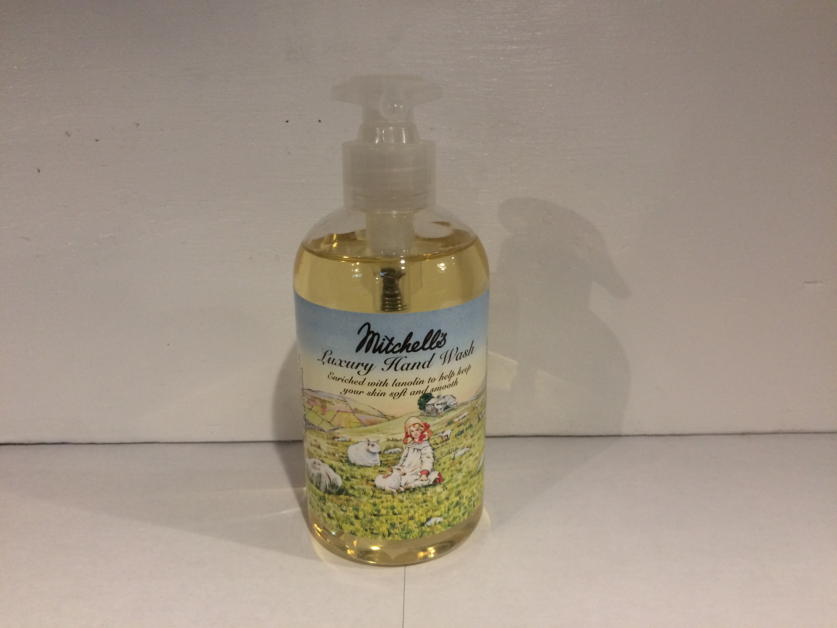 Wool Fat Luxury Hand Wash